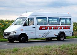 Typ Daimler-Benz Sprinter©Fritz Emme - Omnibusbetrieb