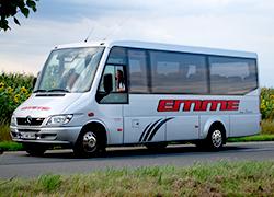 Daimler-Benz Sprinter 2©Fritz Emme - Omnibusbetrieb