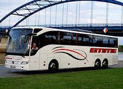 Typ Daimler-Benz Tourismo HD©Fritz Emme - Omnibusbetrieb